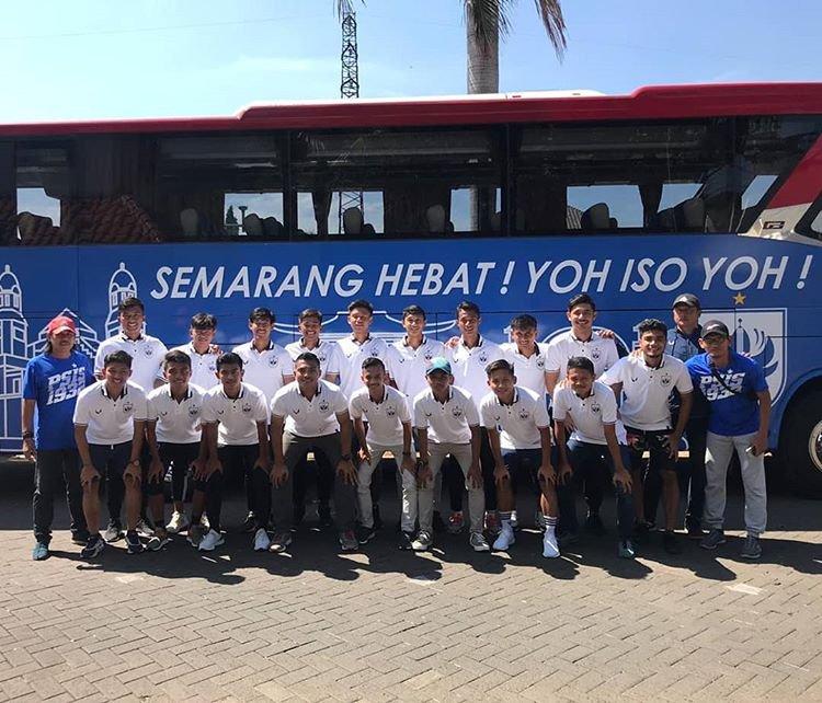 Laga kedua Pro Elite Academy Liga 1, PSIS U-20 VS Madura United U-20