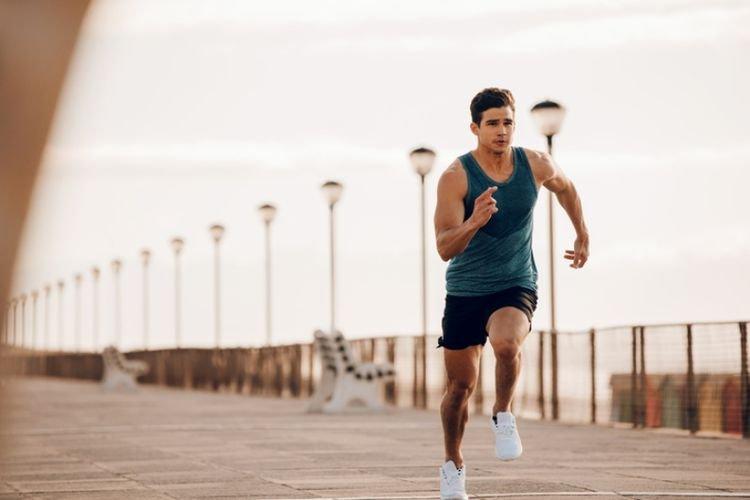 Lari Dengan Efektif Dapat Turunkan Berat Badan, Ini Dia Tipsnya