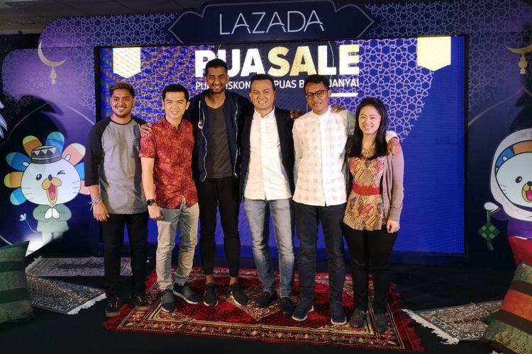 Lazada Indonesia Diskon Ramadhan 90% Mulai 25 Mei
