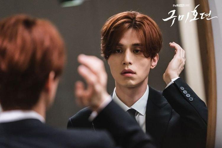 Lee Dong Wook dalam drama Korea Tale of the Nine Tailed