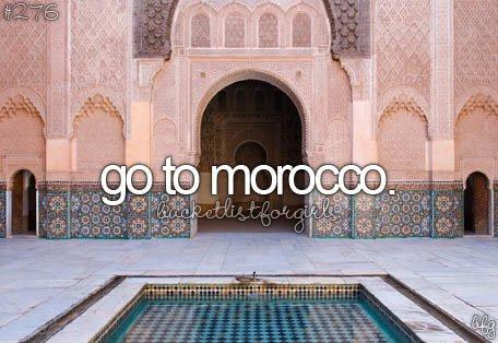 Liburan ke Gunung Sahara? Segini Biaya Perjalanan Wisata Ke Maroko