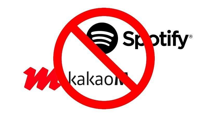 Lost K-Pop Dibawah naungan Kakao M Tidak Tersedia Lagi Di Spotify