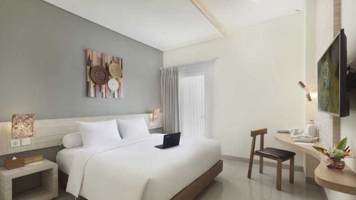 MANTAPPP!!!  Promo Buy 1 Get 1 Free Kamar di The Wujil Resort and Conventions