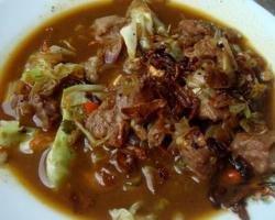 Makanan Khas Salatiga, Gecok Kambing Tuntang di Salatiga