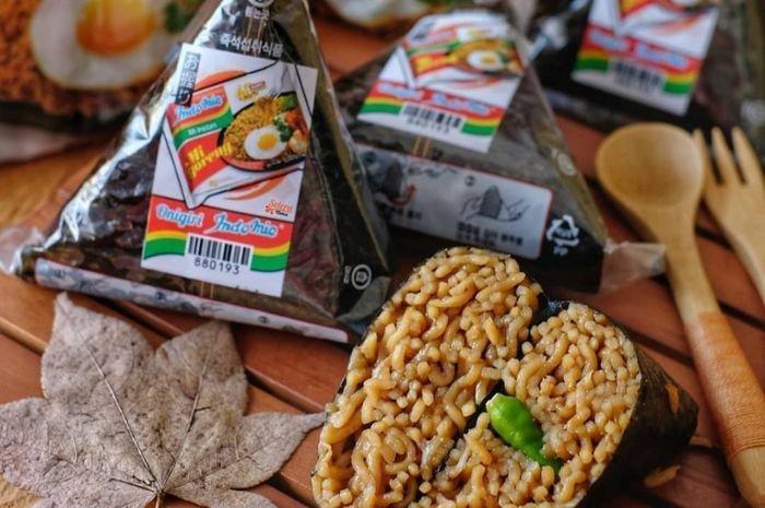 Makanan Viral Onigiri Indomie Bisa Jadi Santapan Lezat Saat Libur Lebaran Lho!
