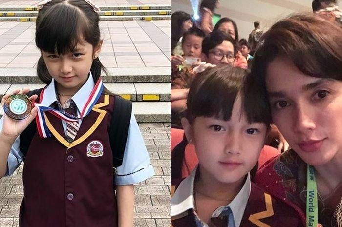 Masih 6 Tahun Anak Ussy Wakili Indonesia di Olimpiade Matematika Dunia, ini Ciri Anak dengan IQ Tinggi