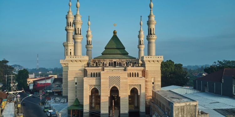 Masjid Nabawi Cantik dari Sleman
