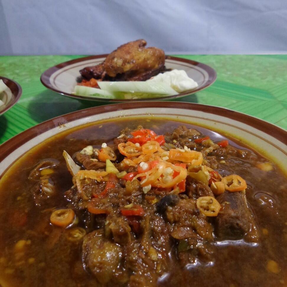 Mencari kuliner Pedas Di Jogja, Olahan Entok Ini Wajib Di Coba