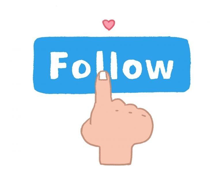 Follow button Ijmaki