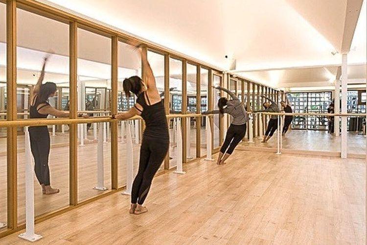 Mengenal Barre, Olahraga dengan Gerakan Balet