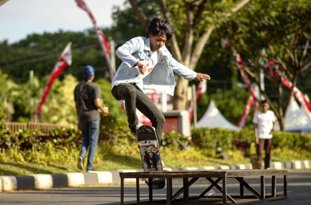 Mengenal Ikatan Semarang Skateboard