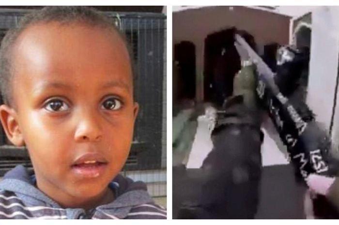 Menghilang Selama 2 Hari, Mucad Ibrahim Bocah Berusia 3 Tahun Ini Menjadi Korban Penembakan  Pria Bersenjata Di Masjid Al Noor  Christchurch