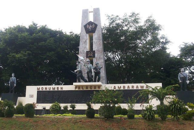 Mengintip Sejarah Di Monumen Palagan Ambarawa