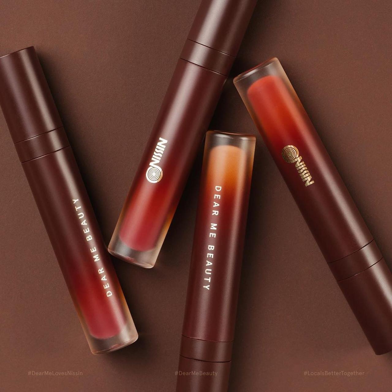 Menikmati Wafer Nissin Lewat Lipstik Limited Edition