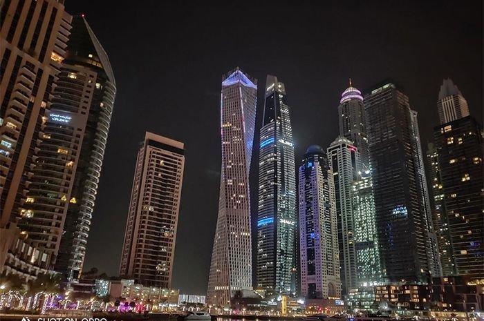 Menjadi Saksi Perjalanan Waktu Dubai, Kota Ultramodern yang Terus Berkembang!