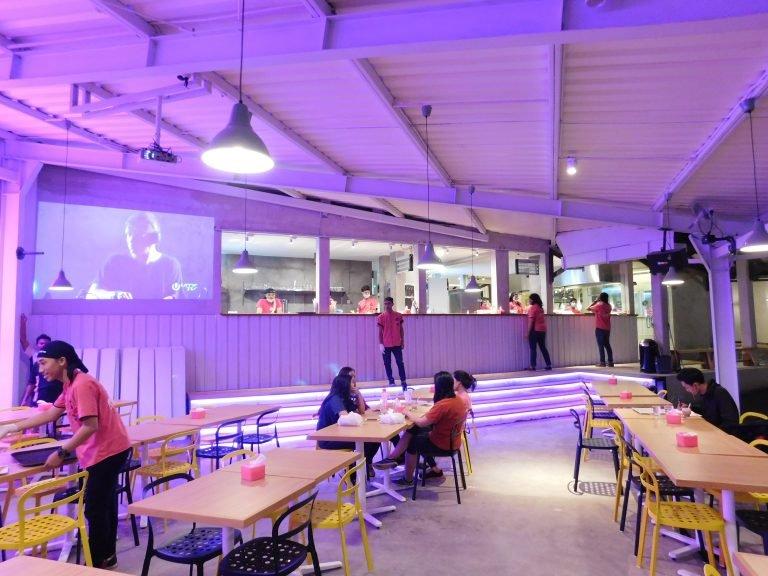 Mie Clubbing, Restoran Mie dengan Konsep Club