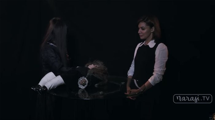 Najwa Shihab Kali Ini Mewawancarai Sosok Sacred Riana, lihat apa yang terjadi. Buat Netizen tak percaya