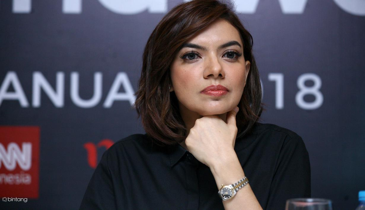 Najwa Shihab Menangis Dihadapan Anggun, kenapa?