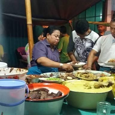 Nasi Gudeg Mbak Tum, Kuliner Malam yang Wajib Dicoba di Semarang