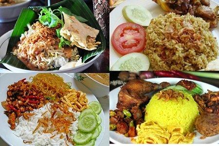 Nasi Khas Indonesia yang Menjadi Primadona, Manakah Favorit Kamu?