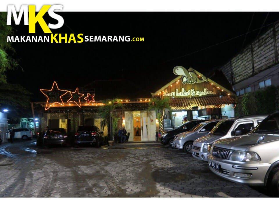 Rumah Makan Gama Ikan Bakar & Seafood