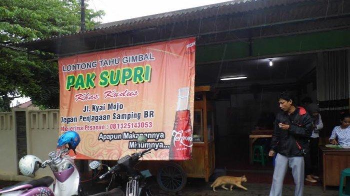 Nikmatnya Tahu Gimbal Pak Supri di Semarang