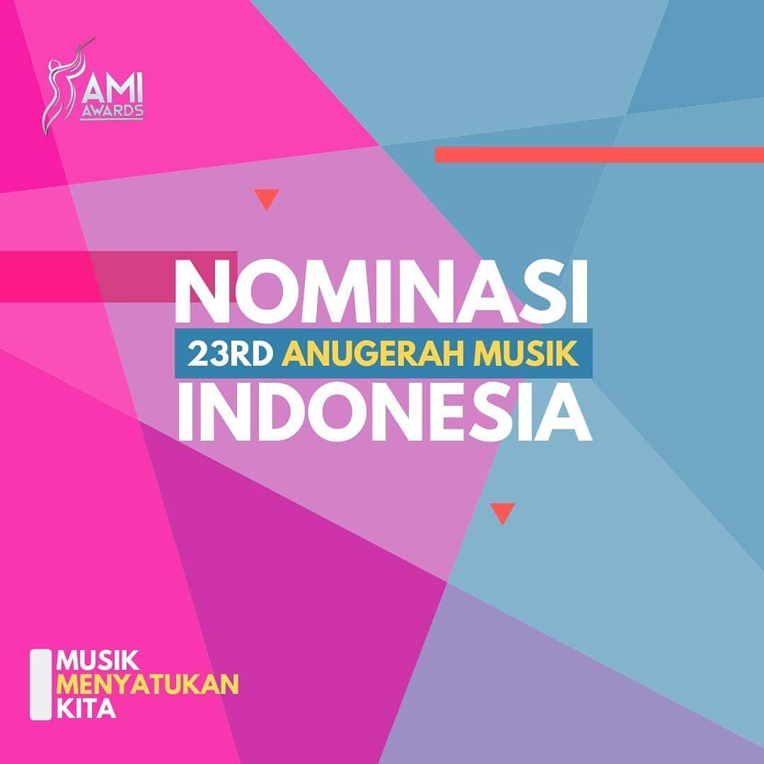 Nominasi AMI Awards 2020