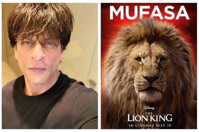 Nonton The Lion King Sampai 40 Kali, Shah Rukh Khan Ungkap Alasannya