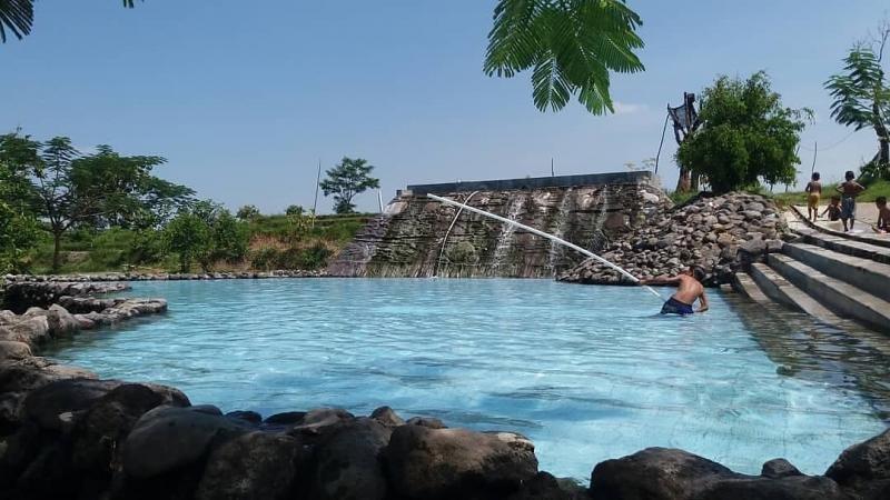 Objek Wisata Air Siblarak Klaten Sajikan Beragam Wahana