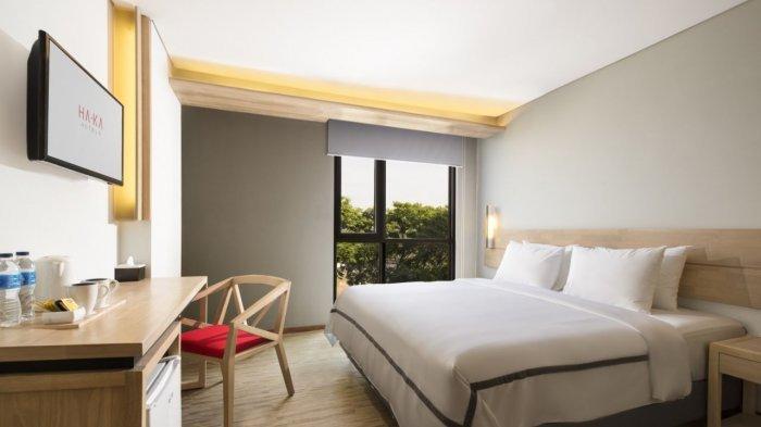 Kamar superior HA-KA hotel Semarang