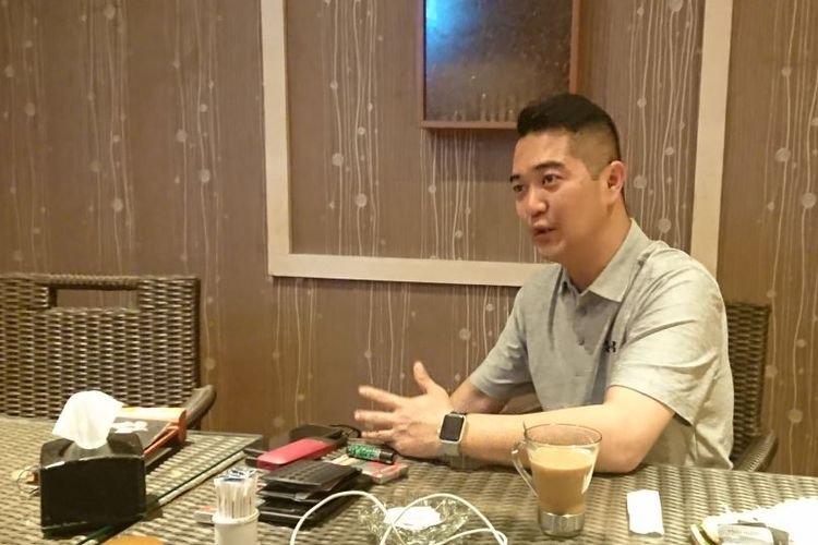 Deputi Sekjen PSSI Bidang Pengembangan Bisnis Marshal Masita Seusai Kepastian Pembatalan Laga Leg ke Dua Final Piala Indonesia di Stadio Mattoangin Ma