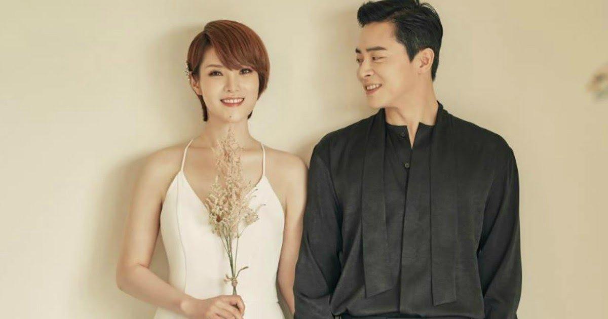 Pasangan Jo Jung Suk dan Gummy Sekarang Sudah Resmi Menjadi Orangtua
