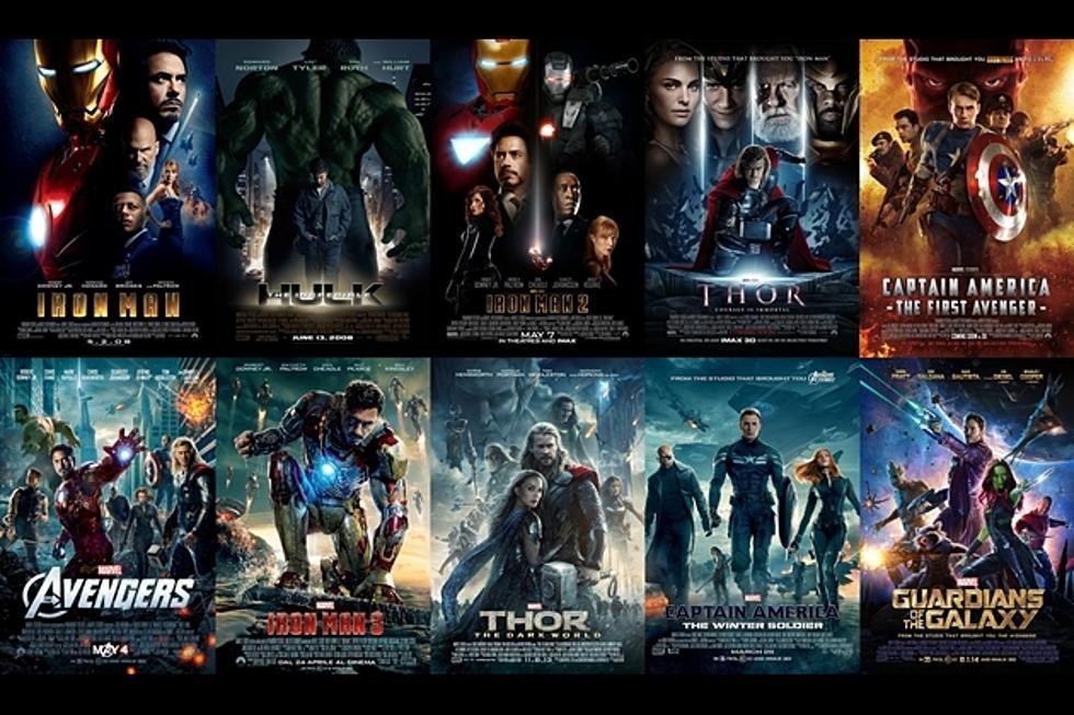 Pecinta Film Marvel, Wajib Tau Jadwal Film Marvel Tayang Tahun 2019