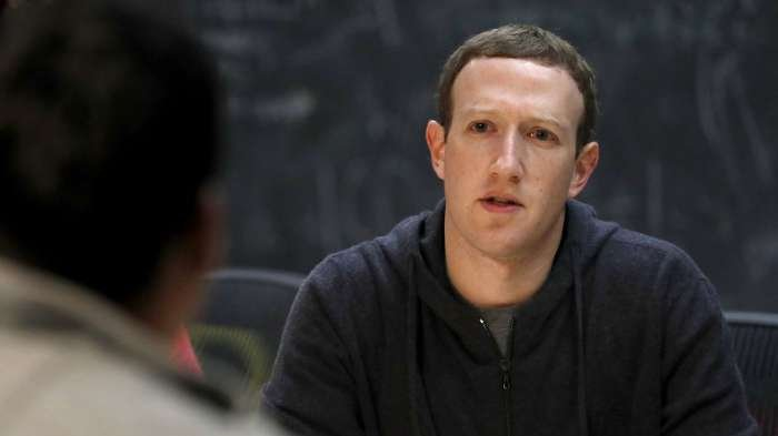 Pemilik Facebook Dapat Menjadi Orang Paling Berbahaya di Dunia