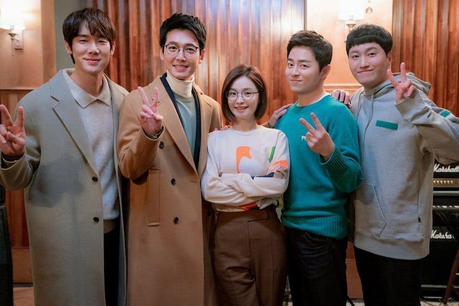 Penayanagn Perdana Hospital Playlist Season 2 Telah Memecahkan Rekor Untuk Rating Premiere Tertinggi Dalam Sejarah tvN