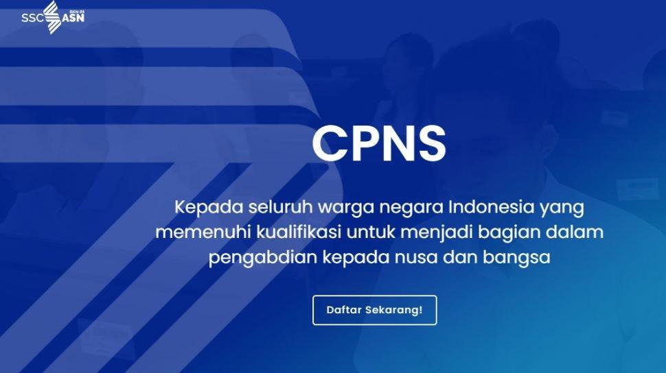 Fitur Terbaru SSCASN Lengkap dengan Syarat Pendaftaran CPNS 2021 - Link pendaftaran CPNS 2021.