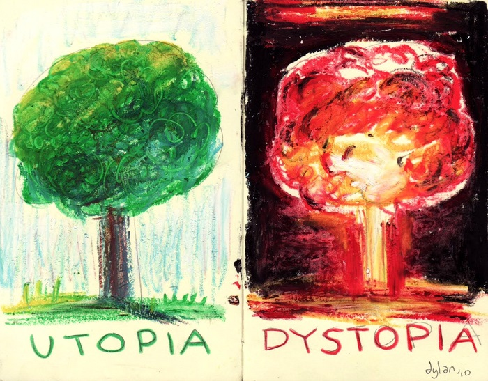 Perbedaan Film Bertema Dystopia vs Utopia