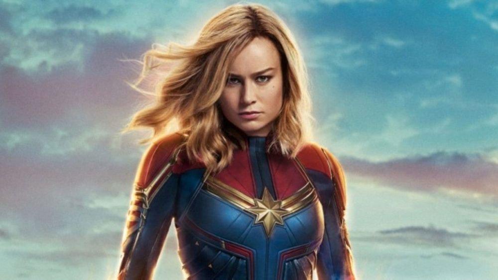 Petisi Baru Agar Brie Larson Keluar Dari Kapten Marvel