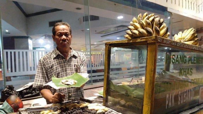 Pisang Plenet Kuliner Legendaris khas Semarang