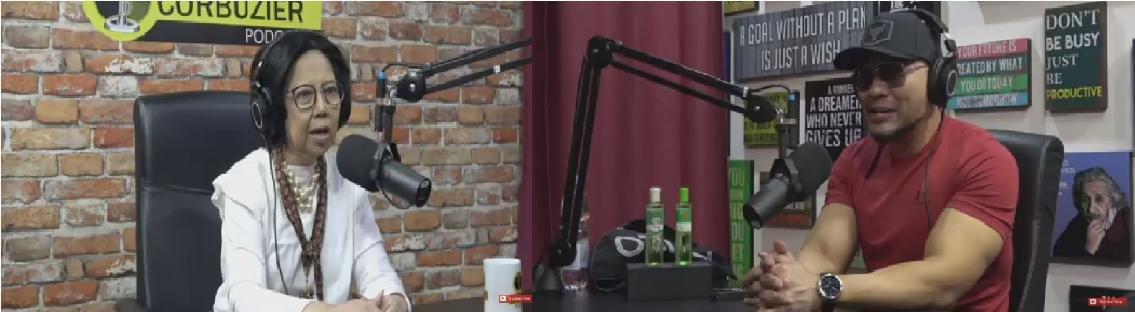 Podcast Dedy Corbuzier Dengan Bu Sisca Tiba - Tiba Hilang