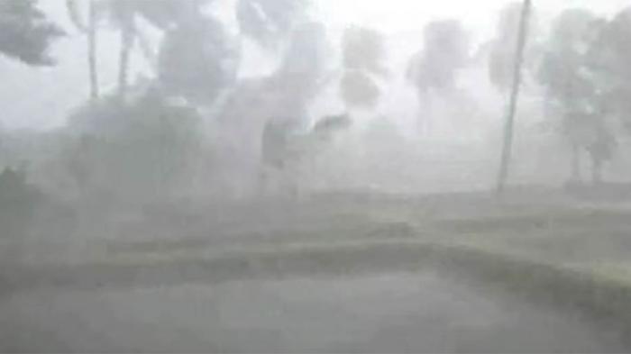 Prakiraan Cuaca di Boyolali, Karanganyar, Magelang, Salatiga, Sragen, Sukoharjo Hari Ini.