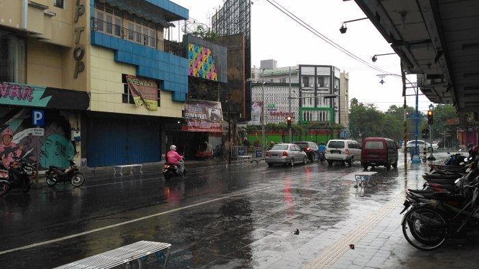Prakiraan Intensitas Hujan di Solo Raya Hari Ini