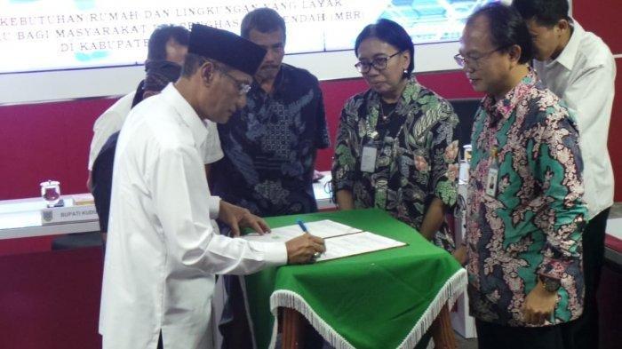 Program Layak Huni Kudus,Masyarakat Kudus bisa Ajukan KPR Mikro Kolektif untuk beli tanah