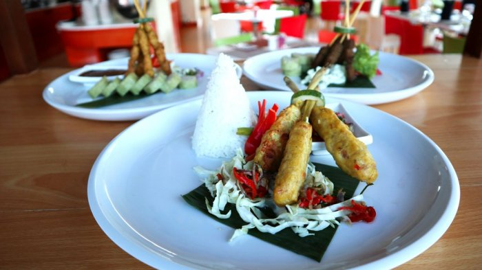 Aneka Sate di Hotel Ibis Simpanglima Semarang