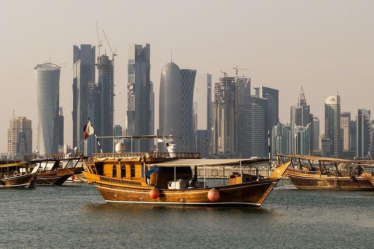 Qatar Pasang AC di Luar Ruangan Karena Suhu Panas