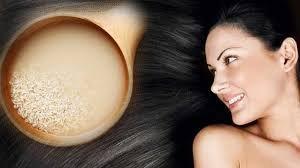 Rambut Sehat Dengan Air Beras