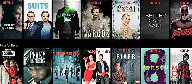 Rekomendasi Seris Netflix Yang Wajib Kamu Tonton