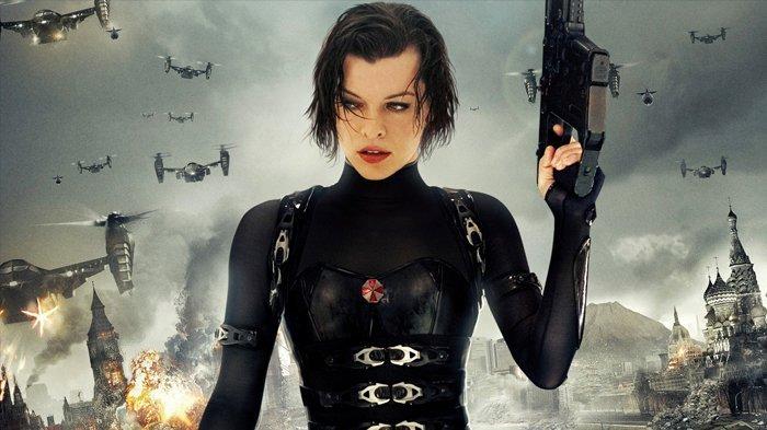 Resident Evil: Retribution Telah Tayang di Televisi Indonesia
