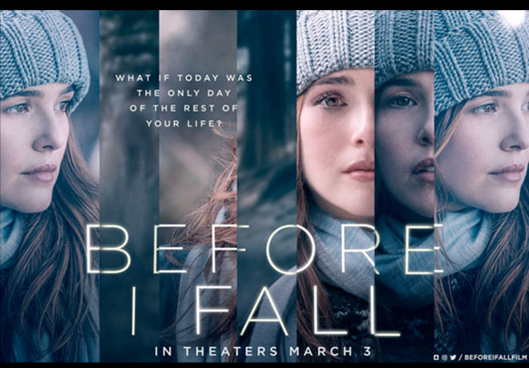 poster film Before I Fall