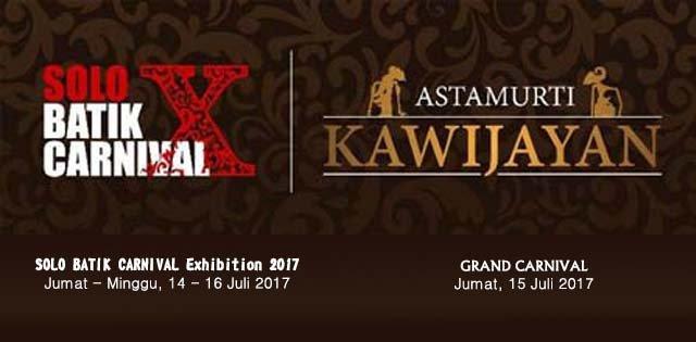 SAKSIKAN JATENG LIVE ! Event Tahunan Solo Batik Carnival 2017